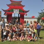 Dečija republika Zmaja i čaja, predškolska ustanova Povratak prirodi-Zemun, jul 2013
